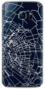 SamsungGalaxyS6backcoverachterkantreparatie