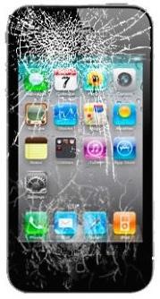 iPhone4schermreparatie