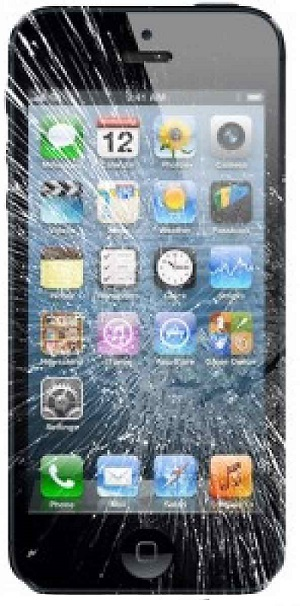 iPhone5schermreparatie
