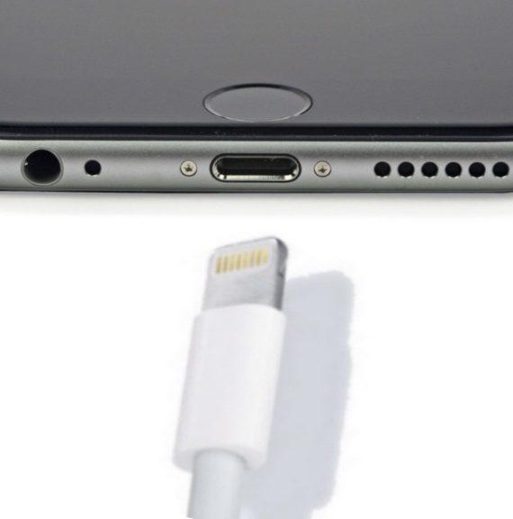 iPhone6Plusdockconnectorreparatie